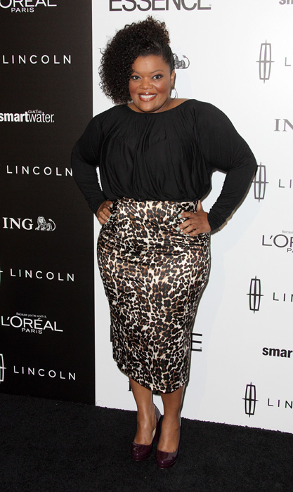 Actress Yvette Nicole Brown Weight Loss