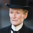 Glenn Close por Albert Nobbs