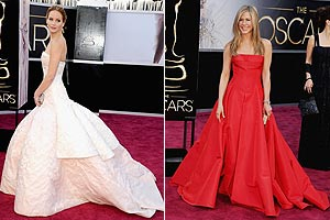 Vote: Who was the Oscars 2013 best dressed female?