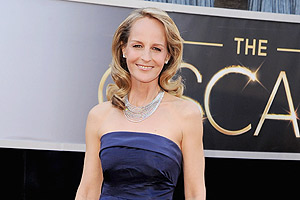 Oscars 2013: Helen Hunt goes high street in H&M