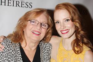Jessica Chastain reveals her special Academy Awards moment