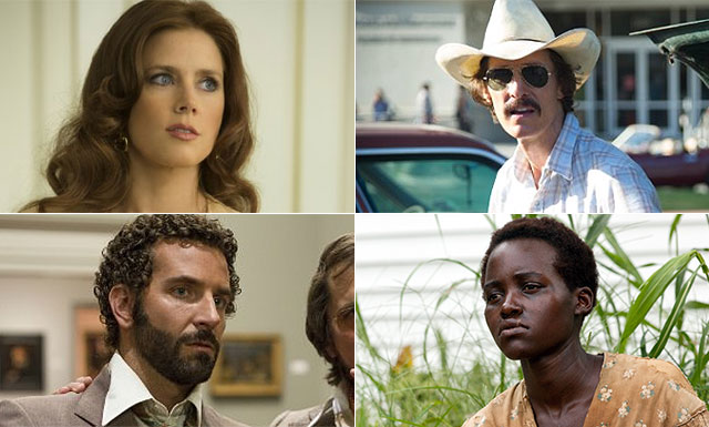 Vote: which star will win Best Actress at the Oscars?
