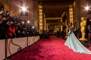 All the best images from the 86th Academy Awards