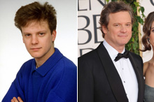 Celebrity transformations: Colin Firth