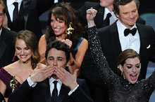 Memorable moments from the 83rd Academy Awards