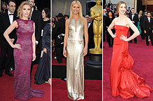 Who was most elegant at the Oscars?